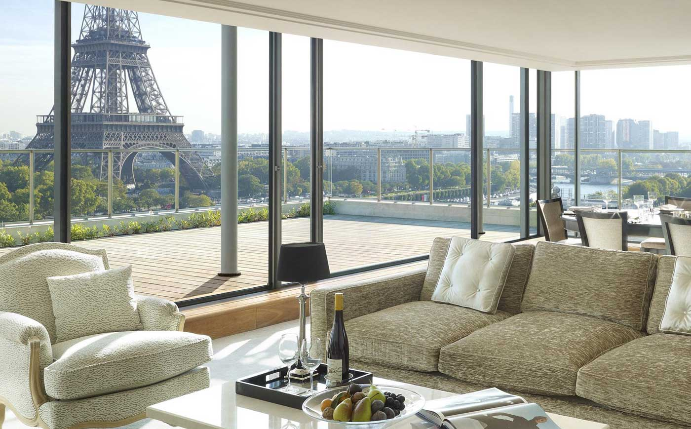 Shangri-La Hotel and Resorts / Paris / France